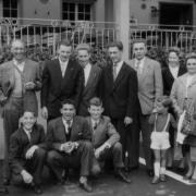Firmenausflug 1958 zum 10-jährigen Bestehen