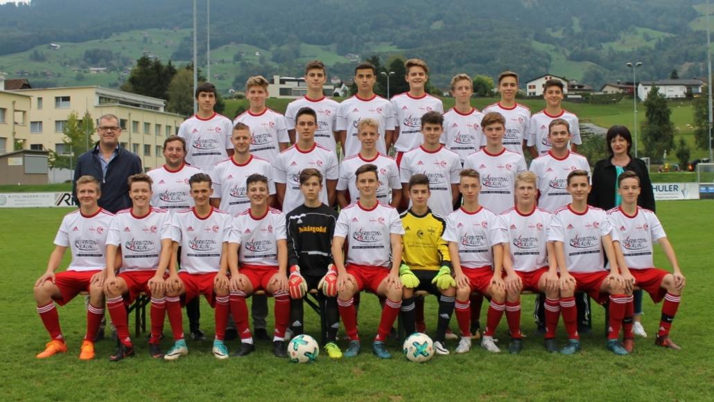 Junioren B , SG Schwyz/Ibach