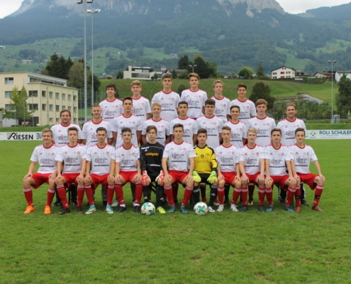 Junioren B, SG Schwyz/Ibach